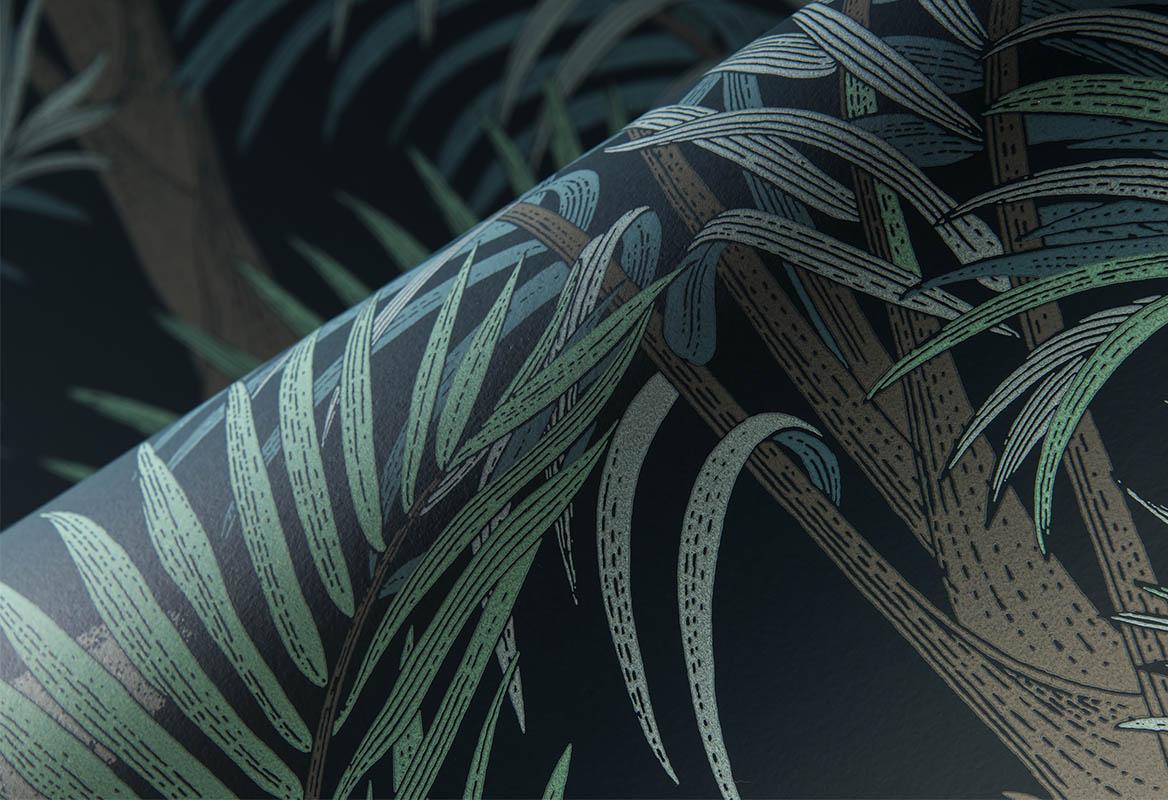 Jungle Jive Papier Peint Collections Hookedonwalls